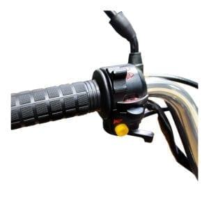 Botonera Izquierda de Moto Bencina